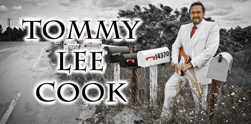Tommy Lee Cook Blues Artist